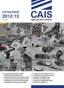 Kvalitní komponenty pro brány a vrata značky CAIS